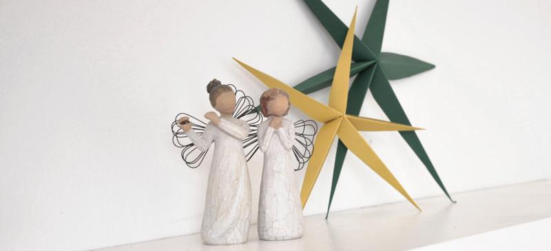 Papírová hvězda – DIY návod