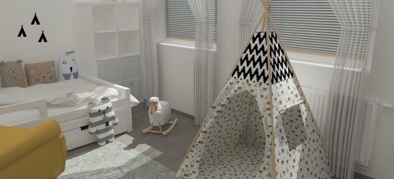 Jak souvisí teepee a skandinávský styl bydlení?